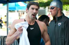 Image: 4 ways Michael Phelps has endorsed a holistic approach to life