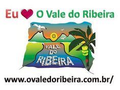 Eu amo o #Vale do #Ribeira #valedoribeira