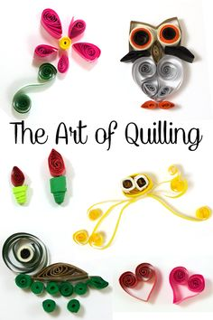 With just JAM paper and your hands, you can make beautiful art (known as quilling). Read our latest blog by clicking on the picture to read more!