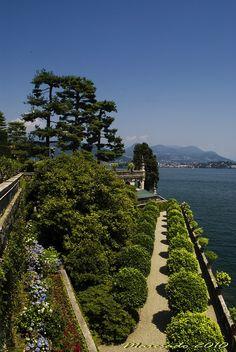 Italy Lago Maggiore...