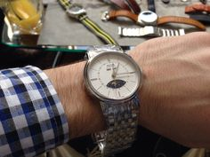 Čo máte dnes na ruke (hodinky)? - Stránka 550 - Všeobecná diskusia o hodinkách - HODINKOMANIA.SK