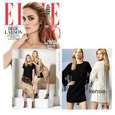 kensie in Elle March 2016 - http://kensiefragrance.com/blog/kensie-in-elle-march-2016/