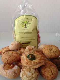 Pasta di mandorle @Itrescudi! Pasta di mandorle, prodotto da forno, metodo tradizionale!