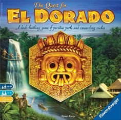 The Quest for El Dorado | Image | BoardGameGeek