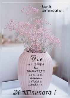 Good Morning, Glass Vase, Home Decor, Folklore, Bom Dia, Homemade Home Decor, Buen Dia, Bonjour, Decoration Home