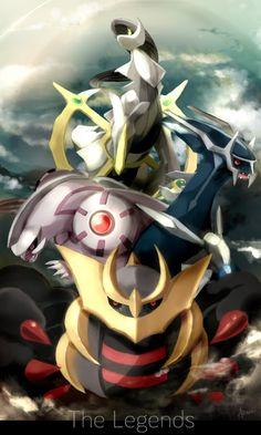 8 Best Dialga Blue And Palkia Pink Images Pokemon Fan