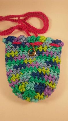 Check out this item in my Etsy shop https://www.etsy.com/listing/512016924/crocheted-gem-bag-moon-charm-bag-pink