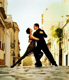 Learn the Argentinian Tango!