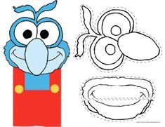 muppet puppet craft