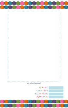 ORGANIZING SCHOOL PAPERWORK PRINTABLES: