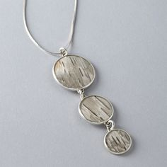 From the land of the silver birch, this pendant is truly Canadian! Real birch bark collected from fallen birch trees is cleaned & bezel set und. Chandeliers, Birch Bark Crafts, Driftwood Crafts, Baubles And Beads, Sticks And Stones, Nature Crafts, Jewelry Art, Jewelery, Handmade Jewelry