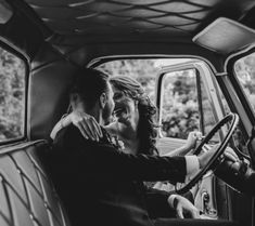 Country Wedding Inspiration with an old truck by Niche Photography