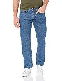 Levi's Men's 505 Regular Fit-Jeans – Shopping Guide Loose Fit Jeans, S Man, Mens Clothing Styles, Men's Clothing, Mom Jeans, Men's Jeans, Casual Jeans, Casual Outfits, Plus Size Outfits