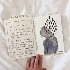I am the ocean. #poetrybyfiphie #artbyfiphie Copyright Sophie Neuendorff, 2017 #Regram via @fireflyfiphie