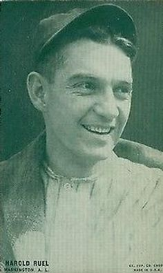 1927 Exhibits W461 #63 Muddy Ruel Front