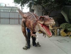 #mechanical dinosaur costume for adults, #dinosaur costume, #realistic dinosaur costume