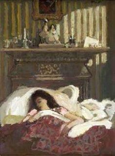 SLEEP By Charles James McCall ,1983