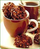 Art Weight Watchers Choc-Peanut Frozen Cookies weight-watchers