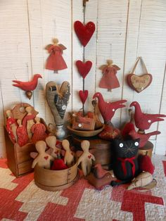 Primitive Heartstrings: ~I'M SEEING RED!!~