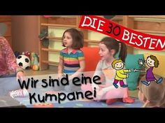 Wir sind eine Kumpanei - Singen, Tanzen und Bewegen || Kinderlieder - YouTube