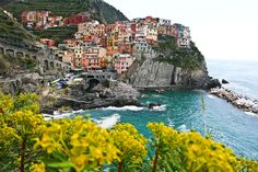 one of my favorite places, can't wait to go back - cinque terre, italy