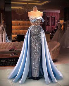 Pretty Prom Dresses, Stunning Dresses, Elegant Dresses, Nice Dresses, Gala Dresses, Ball Gown Dresses, Fantasy Dress, Classy Outfits, Dream Dress