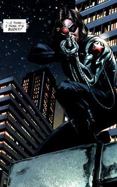 Captain America Vol.5 #6 (June 2005) Art by Steve Epting & Frank D'Armata  Words by Ed Brubaker