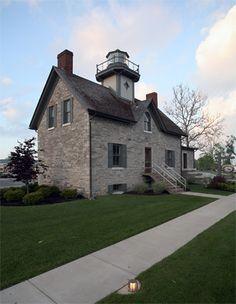 Cedar Point light house