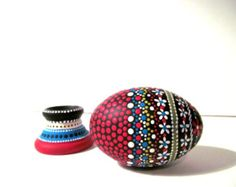 Decorated eggs.  ❤️ Mar 15 2 ❤️