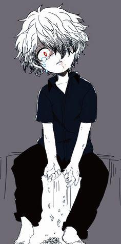 Tomura Shigaraki - Boku No Hero Academia #GG #anime