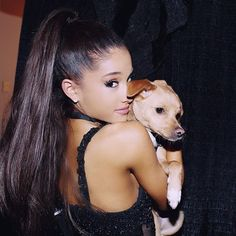 Ari with baby Toulouse ♥️