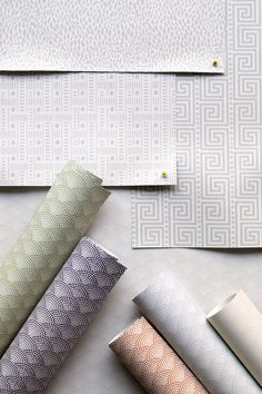 Introducing Alexa Hampton for The Shade Store. A versatile collection of small scale patterns for blackout Roller Shades. So beautiful you'll want to keep the shades drawn. Blackout Shades, Woven Wood Shades, Alexa Hampton, Bamboo Weaving, Custom Shades, Roller Shades, Designer Collection, The Hamptons, Fabric Design