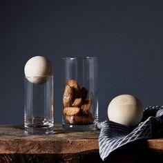 Britta-säilytysastia alkaen 10,95 #säilytys #hemtex Eggs, Breakfast, Food, Morning Coffee, Egg, Meals, Yemek, Eten