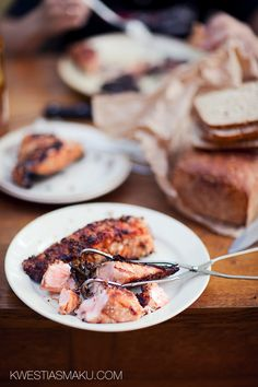 Meat Marinade, Fish And Meat, Barbecue, Grilling, Pork, Favorite Recipes, Beef, Chicken, Cooking