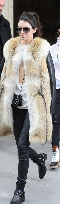 Kendall Jenner - perfect outfit!