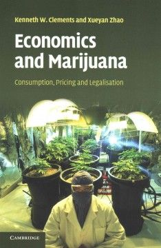 Do marijuana users cut back on consumption when the price rises? To what degree is marijuana consumption related to drinking and tobacco usage? What would happen if marijuana were legalised and taxed in the same way as alcohol and tobacco? Is marijuana priced in a similar way to other goods?