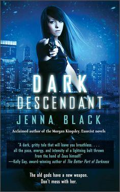 Dark Descendant: Jenna Black: Amazon.com: Books $2.99
