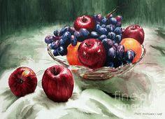 Nochebuena painting by Joey Agbayani