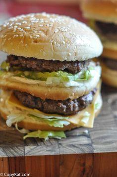 """McDonald's Secret Sauce - AKA """"Big Mac Sauce"""""""