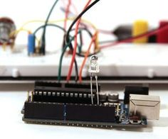 We found this Instructables tutorial to be helpful and clear for learning about Arduino boards.