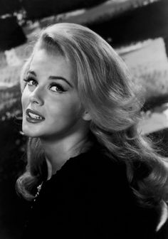 Ann Margret, 1960s style icon.                                                                                                                                                     More