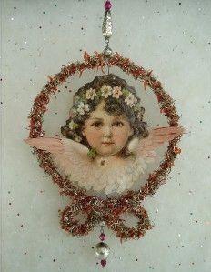 Antique Christmas ornament                                                                                                                                                                                 More
