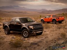 Thank you Ford for the piece of art that is the F-150 raptor...