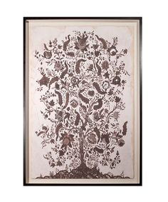 Tree of Life 1, Silverleaf - Art - Botanicals