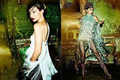 Gigi Hagdid On Vogue