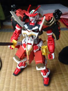 MG 1/100 Sengoku Astray Gundam - Customized Build Modeled by ROCK-STONE