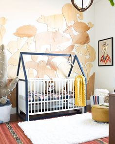Did you get a chance to check out the baby's room?! It's my favorite makeover to date, there are just so many fun elements!  The full reveal is on the blog! Tag your favorite boy mom! #nursery