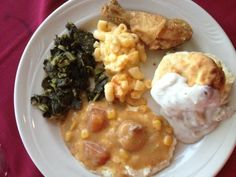 Southern brunch at the King and Prince resort in St Simons, Georgia