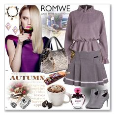 """""""www.romwe.com-XXV-"""" by ane-twist ❤ liked on Polyvore featuring Moschino and Tassimo"""