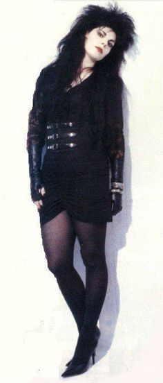 ♥ ♥ ♥ ♥ ♥ Most Sexy Punk Gothic New Wave Rock Heavy Metal Female Singers & Musicians Collection with Patricia Morrison bass player of the best realest Gothic band of the 80s The Sisters Of Mercy1962 Jan 14 • Associated Acts: Bags, Legal Weapon, The Gun Club, & The Damned